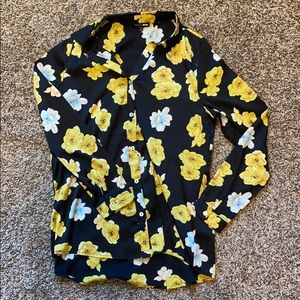 LITTLE MISS SUNSHINE BLOUSE - FASHION NOVA